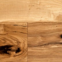 Old Growth Hickory - Smooth Flooring
