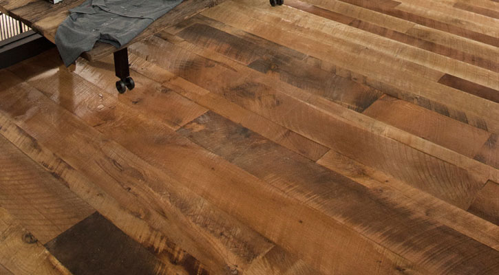 Old Growth Oak Flooring