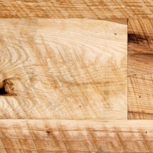 Old Growth Vintage Hickory - Circular Sawn Flooring