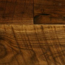 Old Growth American Gunstock Walnut - Circular Sawn Flooring