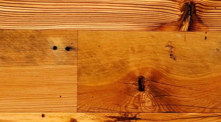 Reclaimed Antique Heart Of Pine Common Flooring Jewett