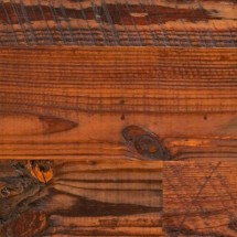 Reclaimed Antique Heart of Pine Hit Skip Flooring
