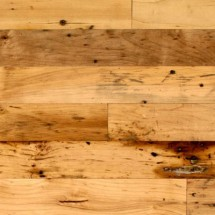 Reclaimed Antique Factory Maple Plank Flooring