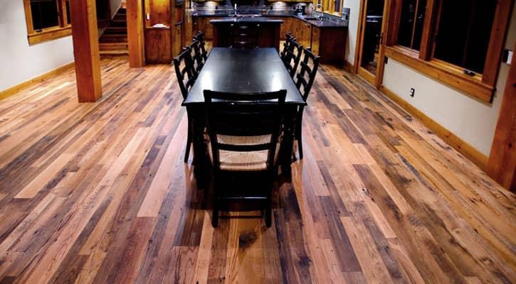 Reclaimed Antique Oak Flooring Jewett Farms Co
