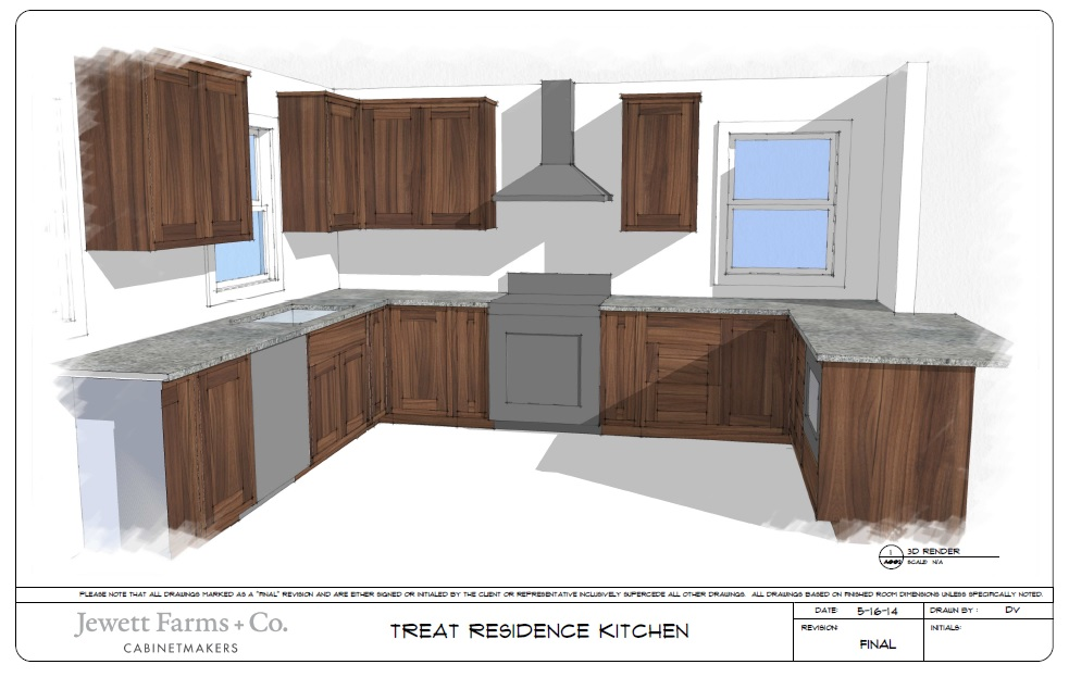 Boston Magazine Design Home 2014 Kitchen Plans