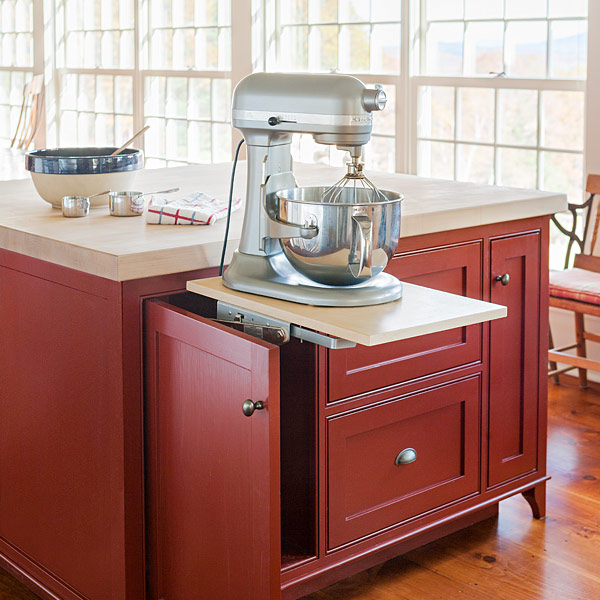 Nh Kitchen Cabinets: New Hampshire Family Vacation Home Enhanced