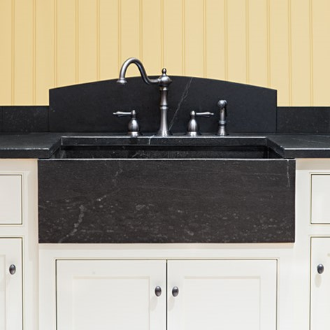 picture1 - Soapstone Sink