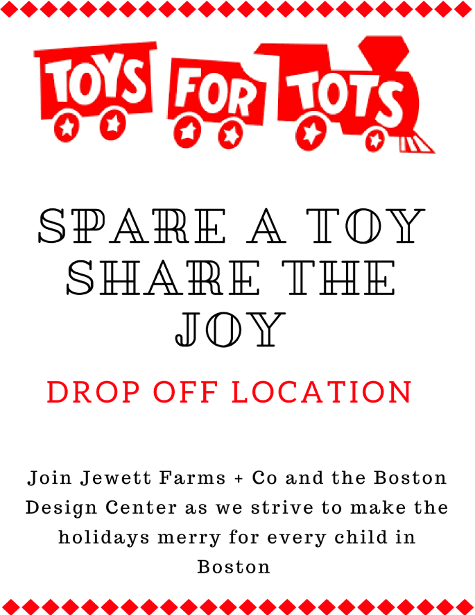 spare a toyshare the joy