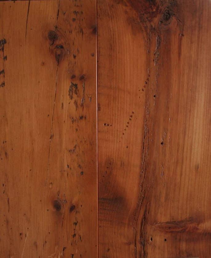Antique Milled Barnboard Flooring