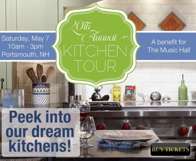 20th Annual Kitchen Portsmouth Tour