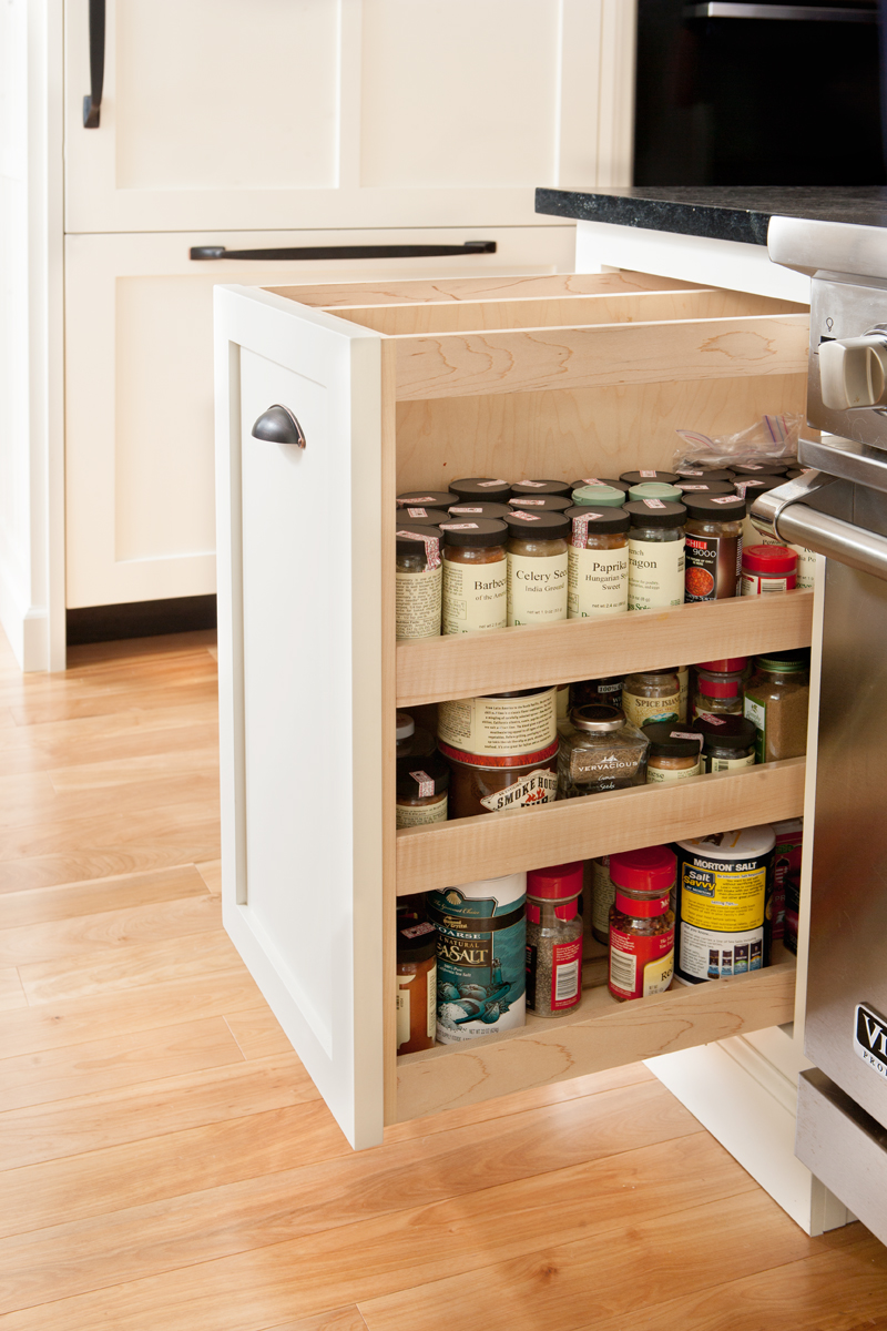 the kitchen island - storage + style - jewett farms + co.