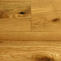 #6. Jewett Farms + Co. Reclaimed Live sawn Old growth Oak Wide Plank Flooring