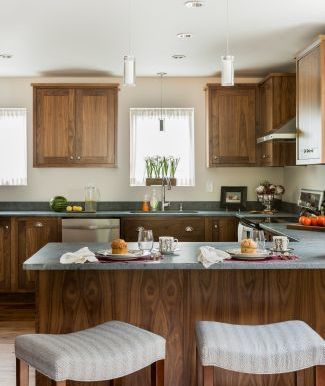 Design Home Kitchen by Jewett Farms + Co.