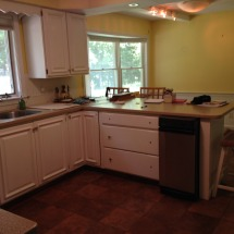 Before an After:  A Jewett Farms + Co. Kitchen Evolution