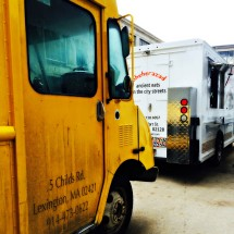 Food trucks at Canteen IDB Boston BDC
