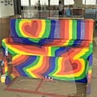 Street Piano Project - Jewett farms + Co.