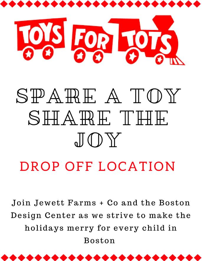 spare a toyshare the joy