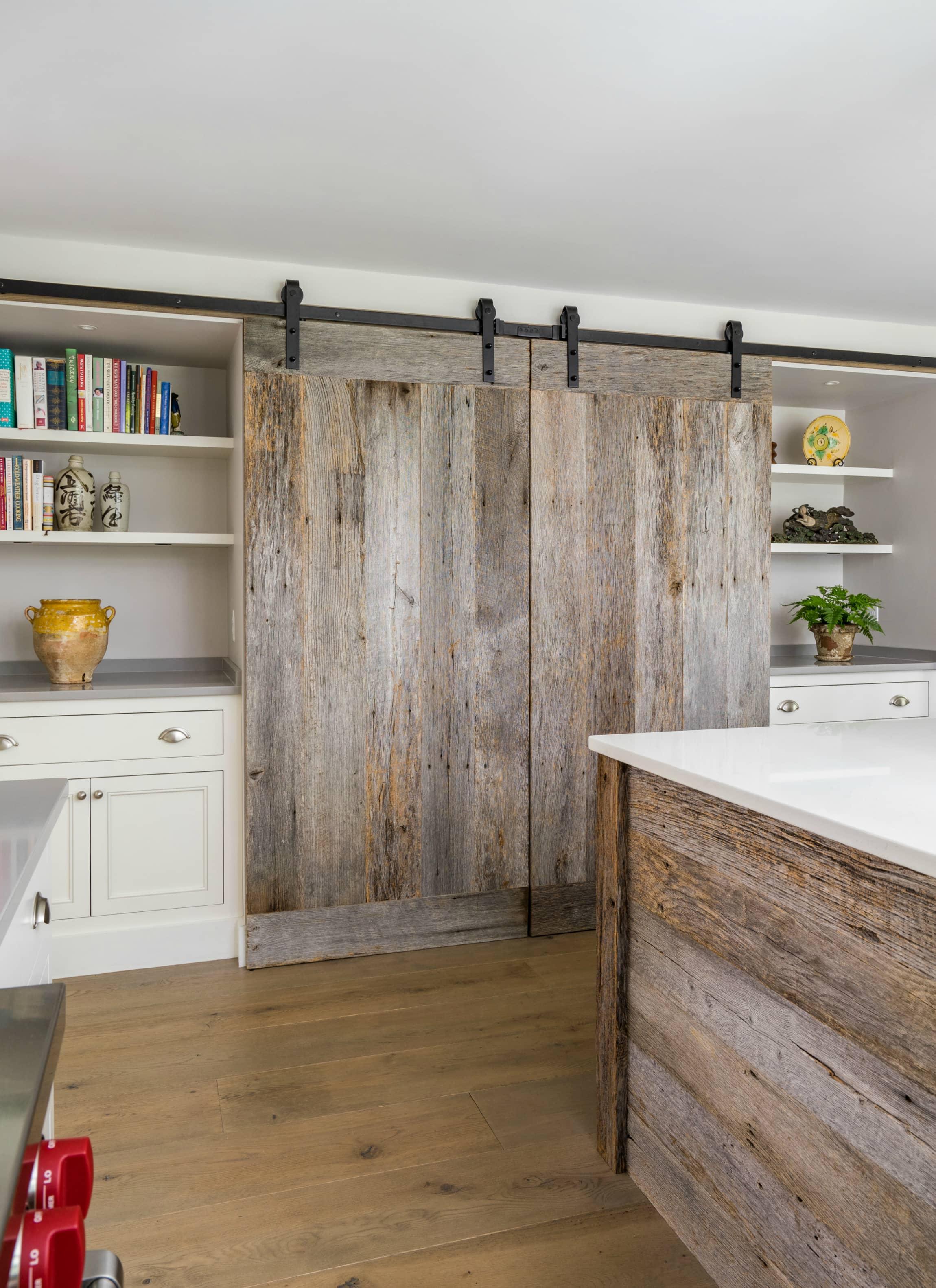 Fresh Design Ideas For Old Barn Boards